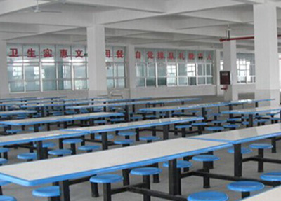 學校食堂環境