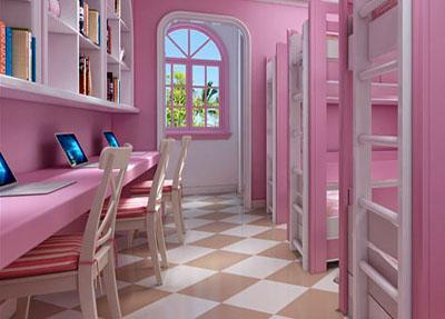 女生宿舍環境